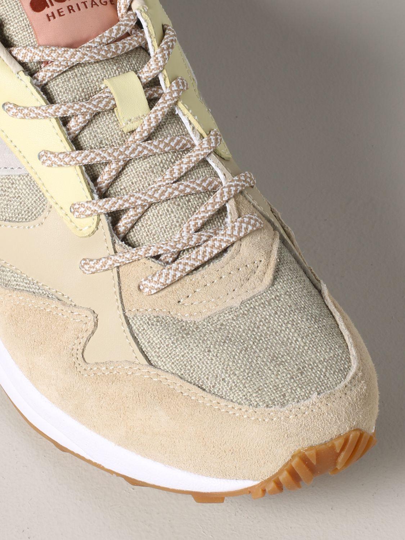 Sneakers Diadora Heritage: Sneakers men Diadora Heritage beige 4