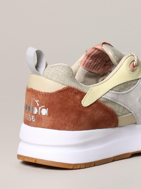Sneakers Diadora Heritage: Sneakers men Diadora Heritage beige 5