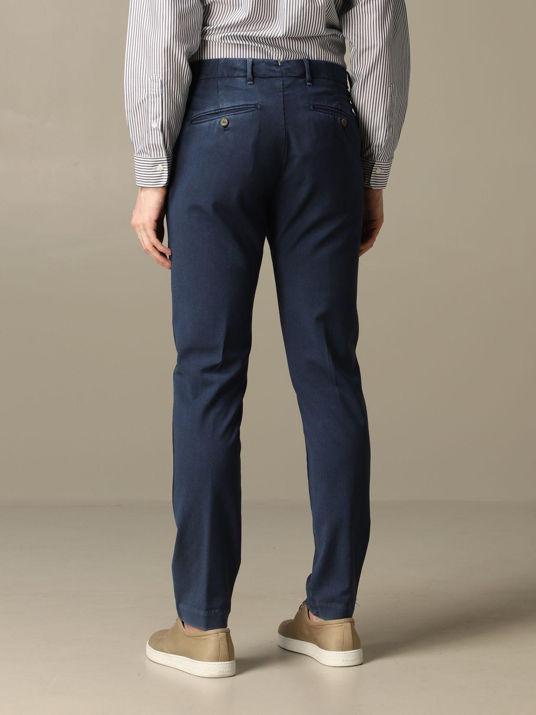 Pantalon Myths: Pantalon homme Myths bleu 2