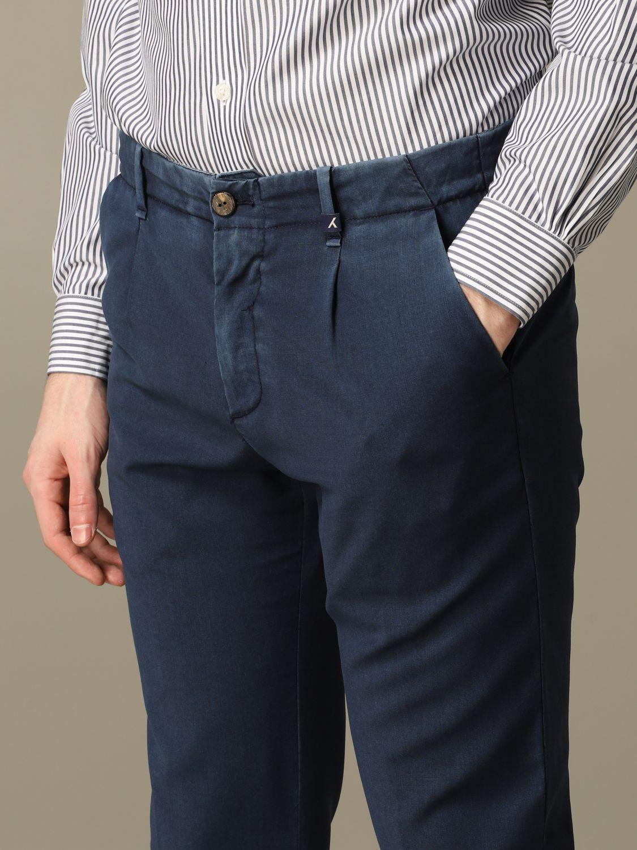 Pantalon Myths: Pantalon homme Myths bleu 3