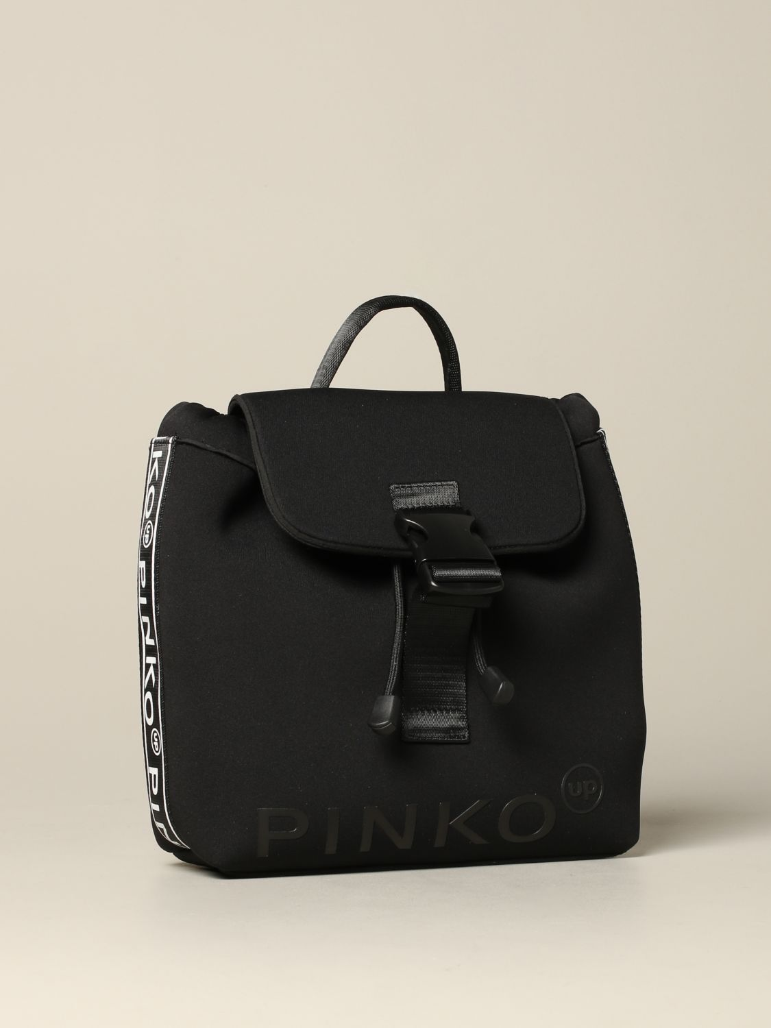 Duffel bag kids Pinko black 3
