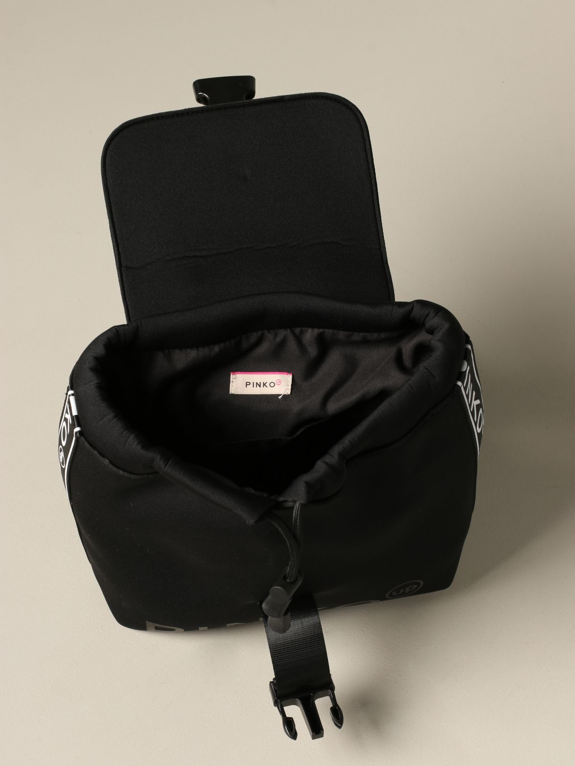 Duffel bag kids Pinko black 5
