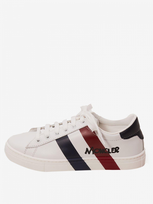 鞋履 儿童 Moncler 白色 1