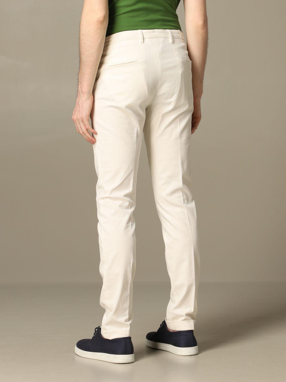 Pantalon homme Briglia blanc 2