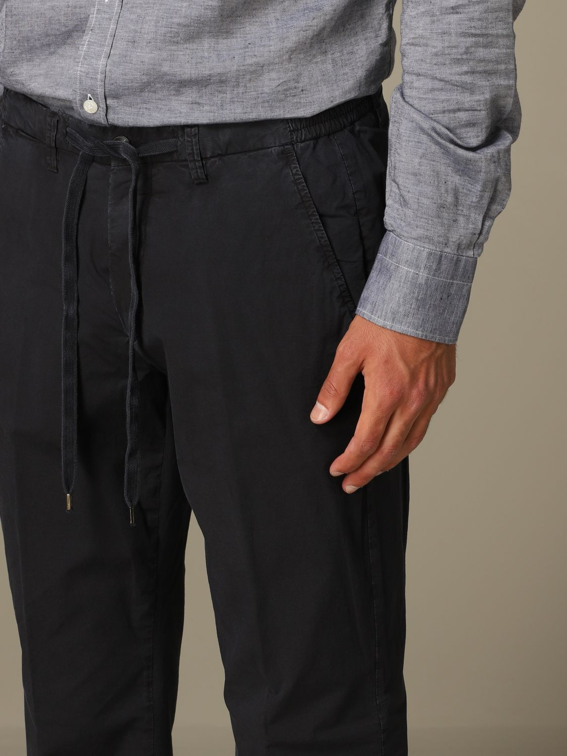 Pants Briglia: Pants men Briglia blue 3