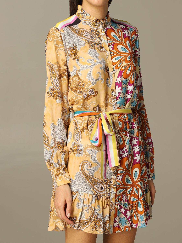 Платье Женское Pinko оранжевый 3