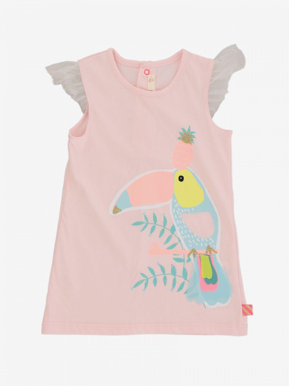 Vestido Billieblush: Vestido niños Billieblush rosa 1
