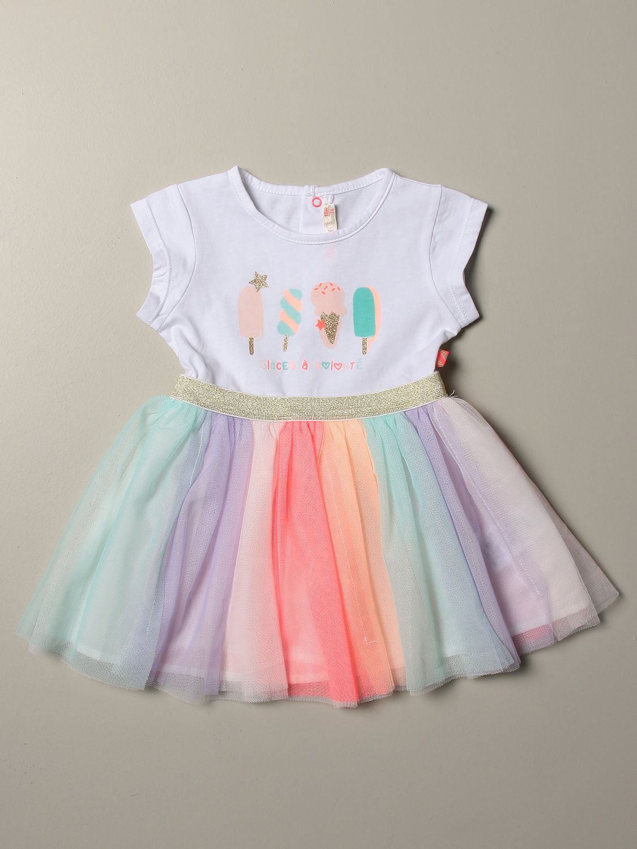 连衣裙 Billieblush: 连衣裙 儿童 Billieblush 白色 1