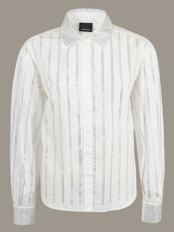 Shirt women Pinko white 1