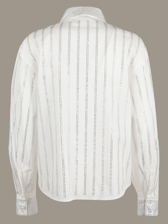 Shirt women Pinko white 2