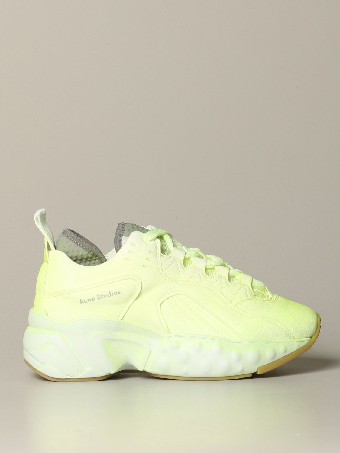 Sneakers Acne Studios: Sneakers women Acne Studios yellow 1