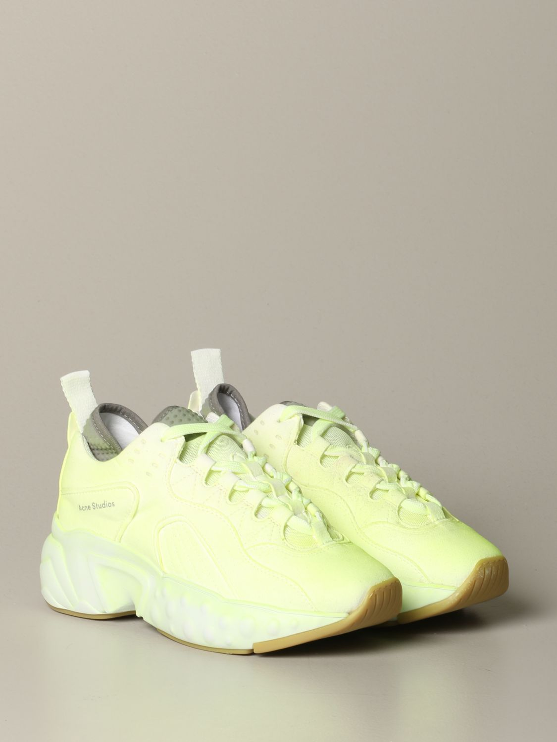 Sneakers Acne Studios: Sneakers women Acne Studios yellow 2