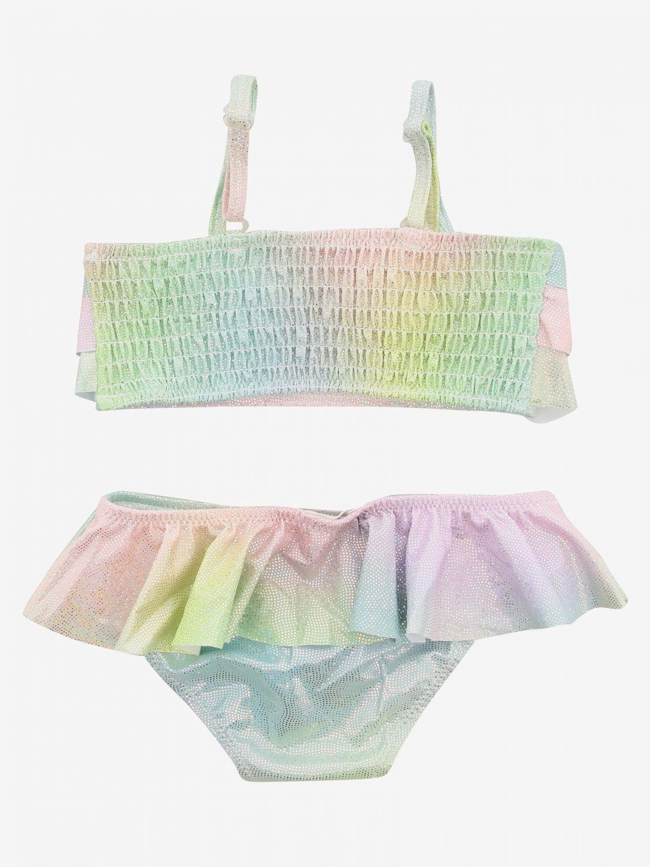 Costume Billieblush con stampa sfumata fantasia 2