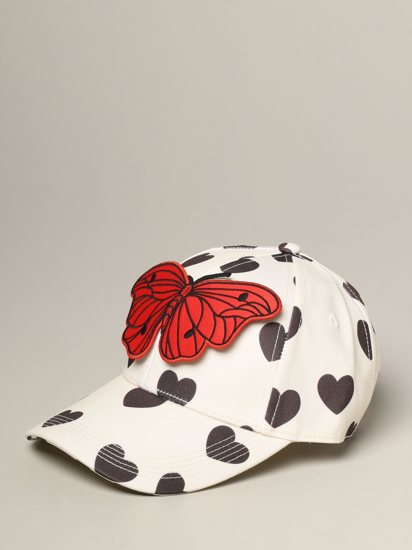 女童帽子 儿童 Mini Rodini 米色 1