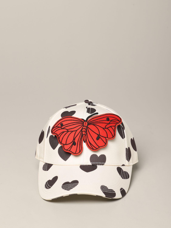 女童帽子 儿童 Mini Rodini 米色 2