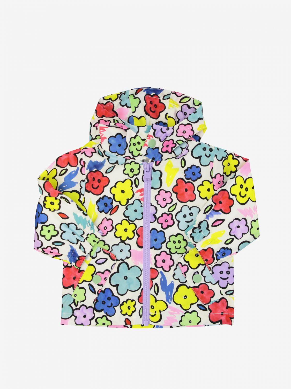 Stella McCartney jacket with flower print multicolor 1
