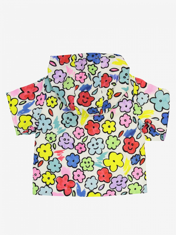 Stella McCartney jacket with flower print multicolor 2