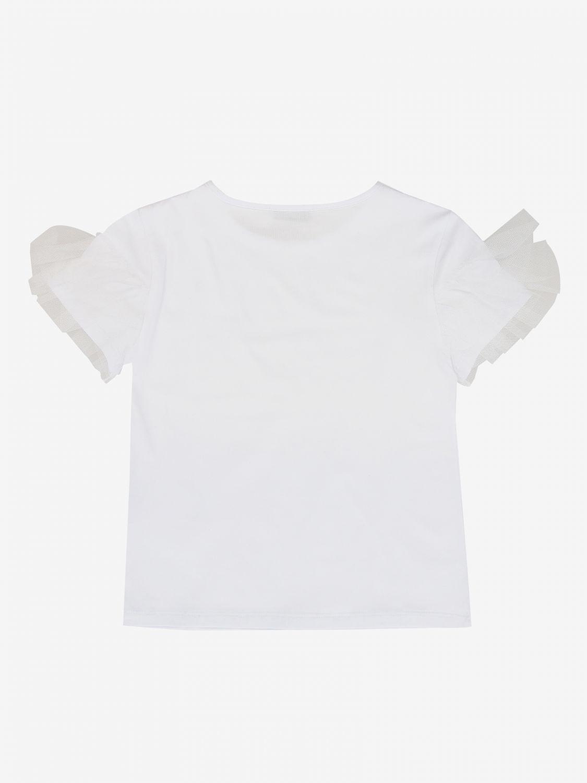 T-shirt Dondup: T-shirt kids Dondup white 2
