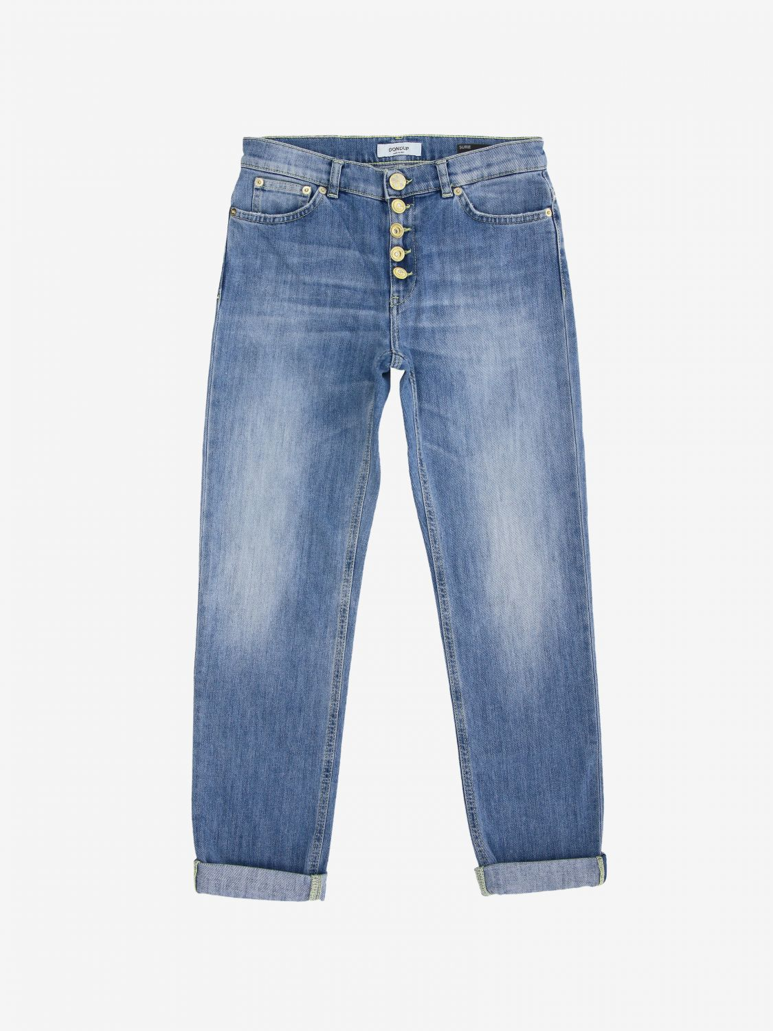 Trousers Dondup: Trousers kids Dondup denim 1