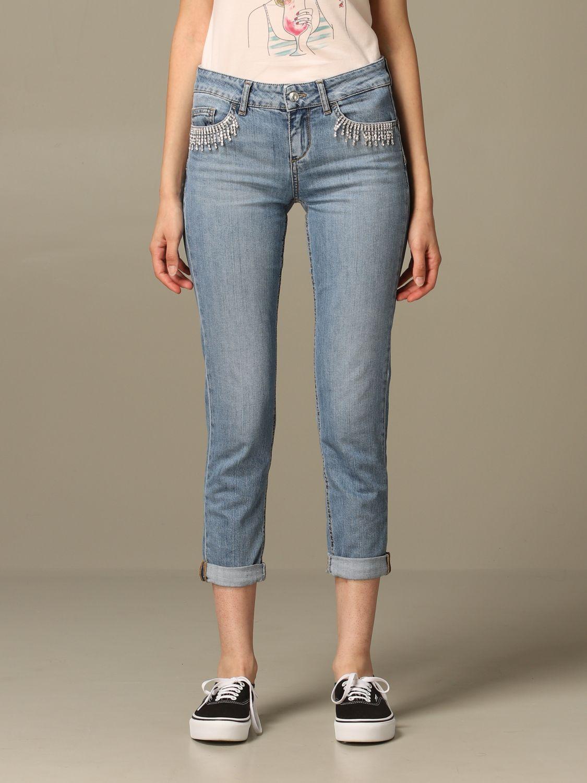牛仔裤 Liu Jo: 牛仔裤 女士 Liu Jo 牛仔布 1