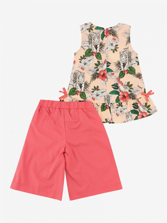 Twin Set 上衣裤子套装 粉色 2
