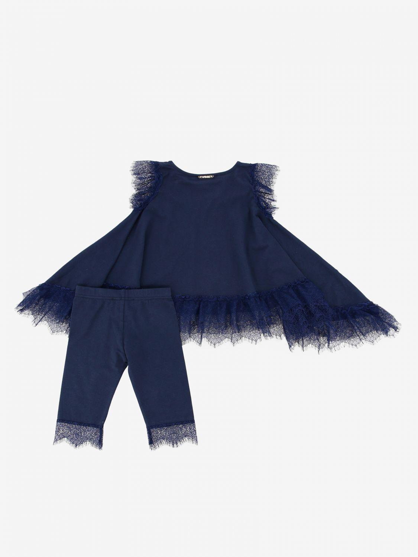 Twin Set 打底裤上衣套装 蓝色 2