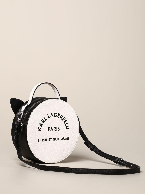 Tasche Karl Lagerfeld Kids: Tasche kinder Karl Lagerfeld Kids schwarz 2