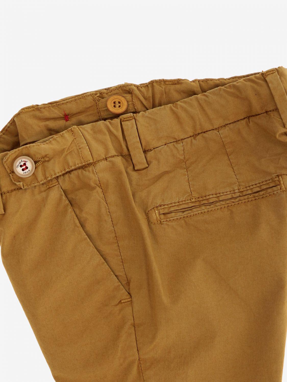 Pantalone Nupkeet classico cammello 3