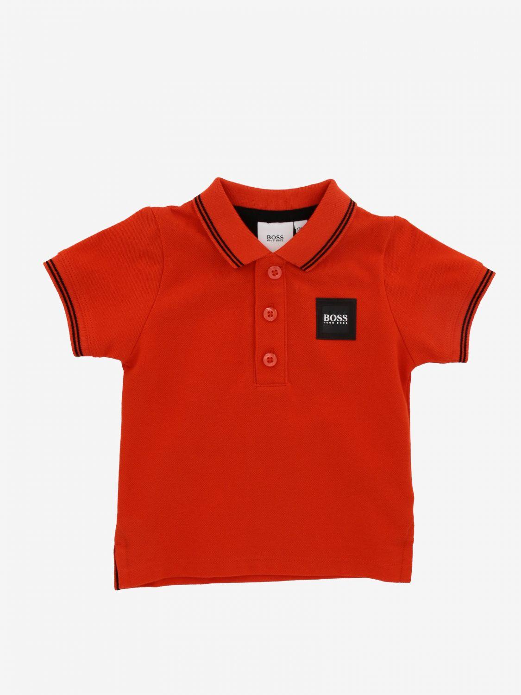 Hugo Boss Kids Little Boys T-Shirt Short Sleeve