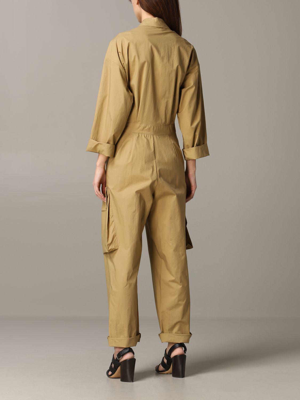 Jumpsuits women Tela beige 2