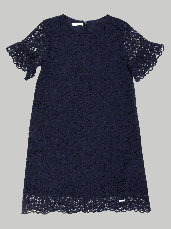 Robe en dentelle Liu Jo bleu 1