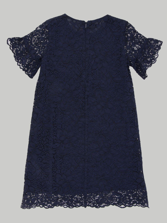 Robe en dentelle Liu Jo bleu 2