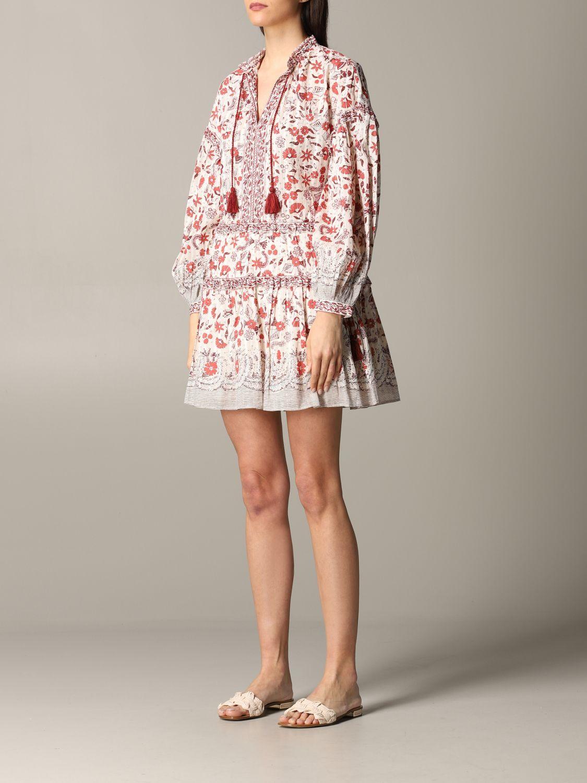 Платье Женское Ulla Johnson многоцветный 4