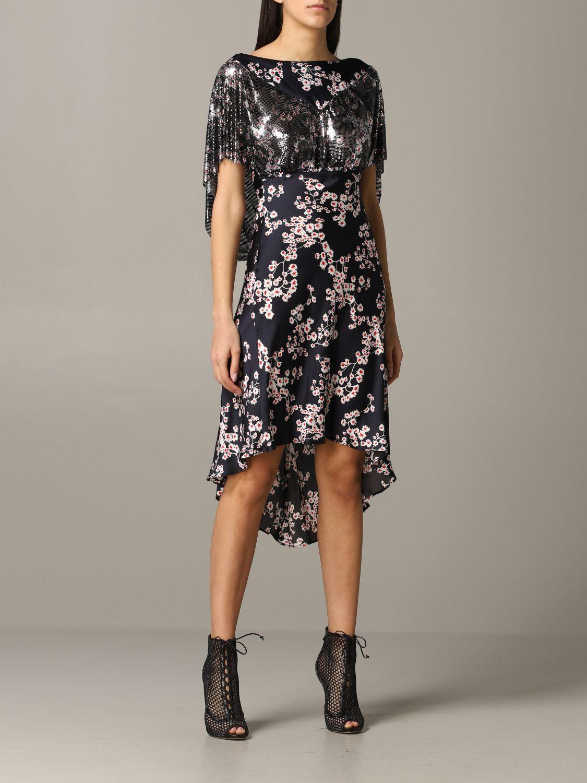Платье Женское Paco Rabanne черный 1