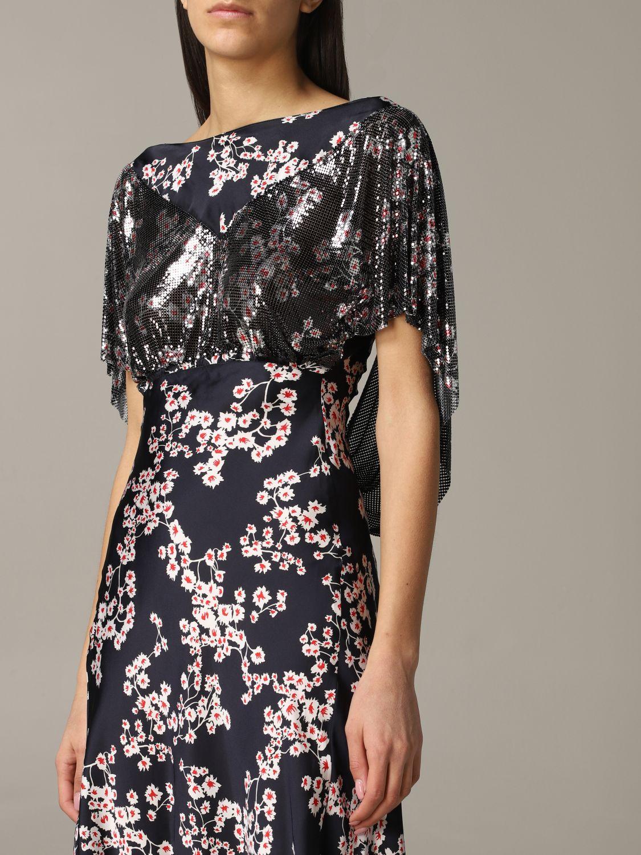 Платье Женское Paco Rabanne черный 4