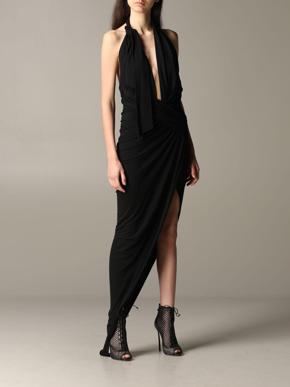 Dress Alexandre Vauthier: Dress women Alexandre Vauthier fuchsia 1