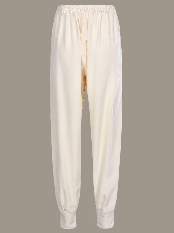 Trousers women Etro beige 2
