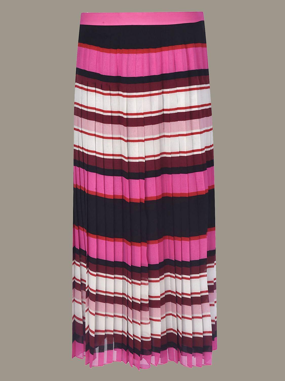 半身裙 女士 Valentino 粉色 1