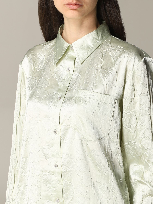Shirt Acne Studios: Shirt women Acne Studios green 5