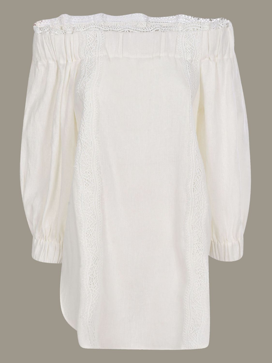 Shirt women Ermanno Scervino Lifestyle white 1