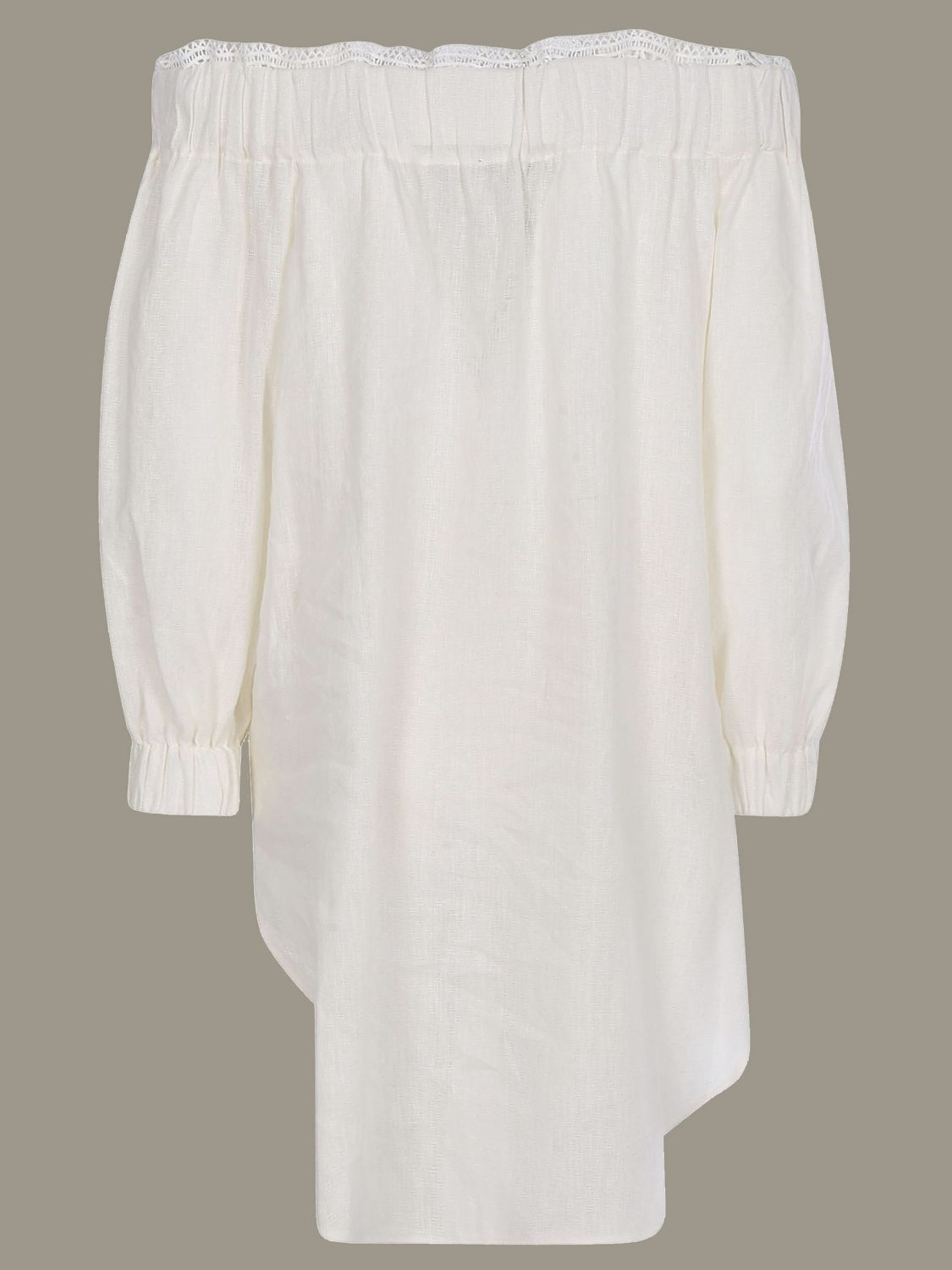 Shirt women Ermanno Scervino Lifestyle white 2