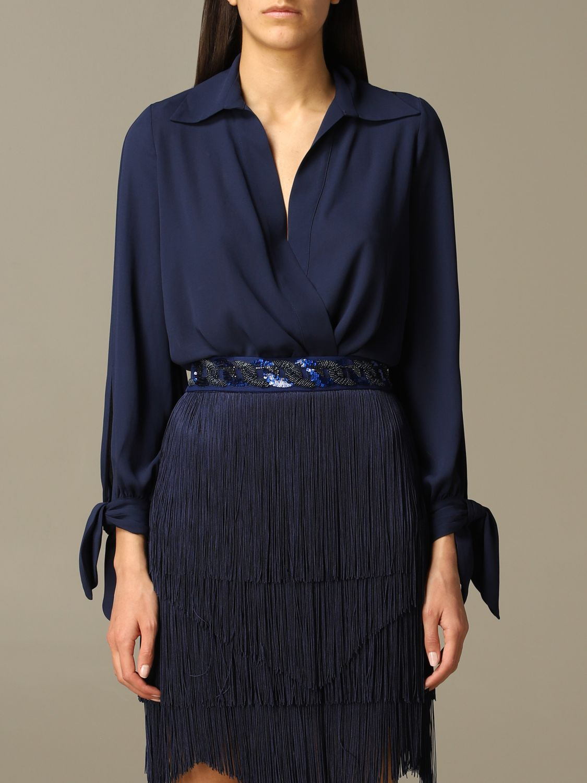 连体衣 Elisabetta Franchi: 连体衣 女士 Elisabetta Franchi 蓝色 1
