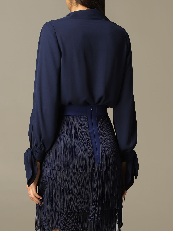 连体衣 Elisabetta Franchi: 连体衣 女士 Elisabetta Franchi 蓝色 3