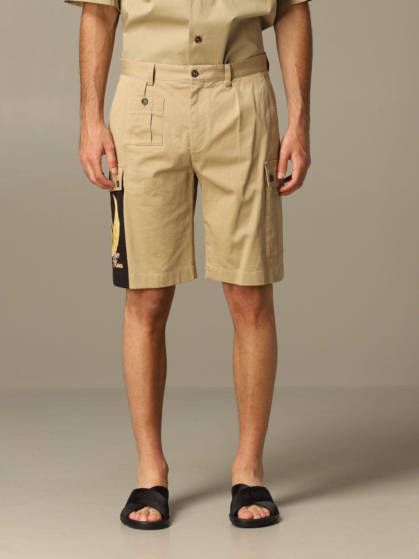 Shorts Dolce & Gabbana: Bermudas herren Dolce & Gabbana beige 1