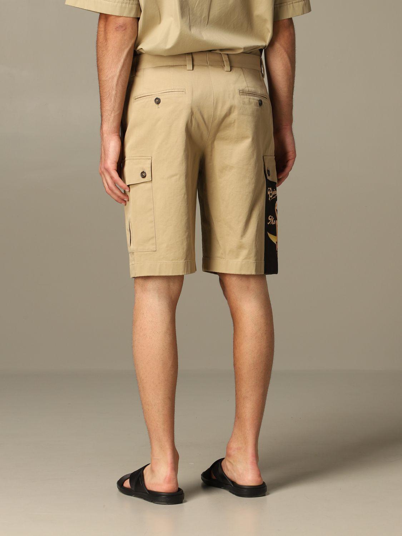 Shorts Dolce & Gabbana: Bermudas herren Dolce & Gabbana beige 2
