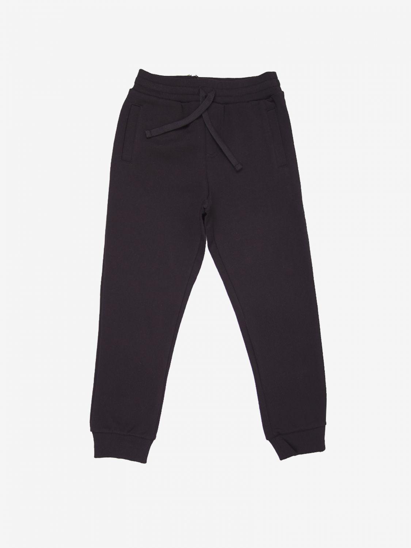 Pantalone Dolce & Gabbana: Pantalone jogging Dolce & Gabbana blue 1