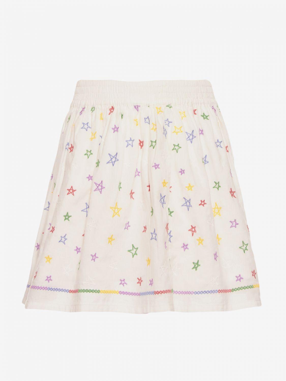 Skirt kids Stella Mccartney white 1