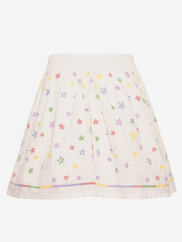 Skirt kids Stella Mccartney white 2