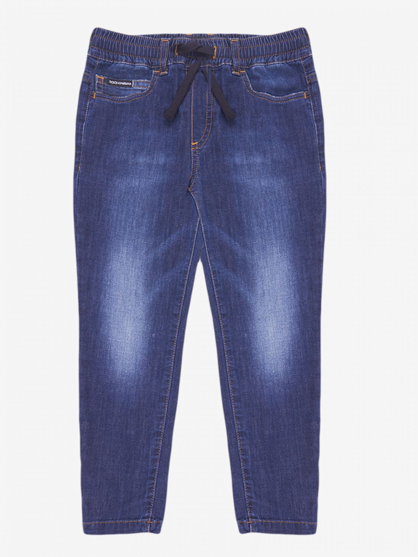 Jeans Dolce & Gabbana: Jeans kids Dolce & Gabbana blue 1
