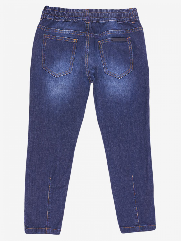 Jeans Dolce & Gabbana: Jeans kids Dolce & Gabbana blue 2